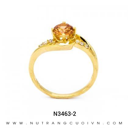 Nhẫn Kiểu Nữ N3463-2