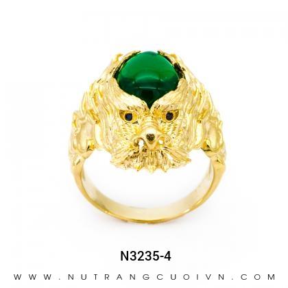 Nhẫn Nam N3235-4