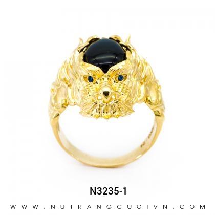 Nhẫn Nam N3235-1