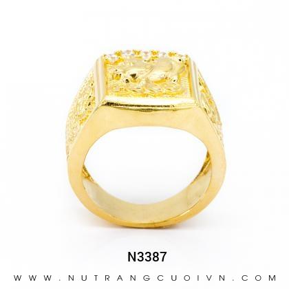 Nhẫn Nam N3387