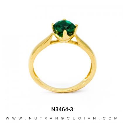 Nhẫn Kiểu Nữ N3464-3