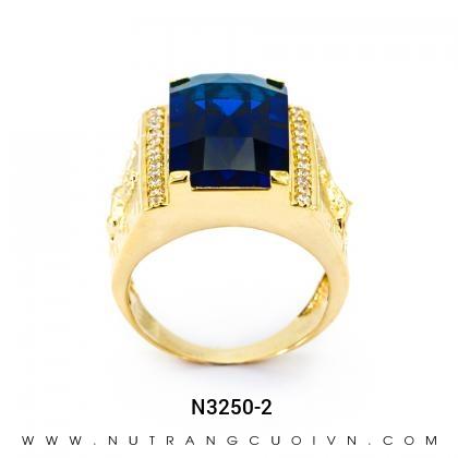 Nhẫn Nam N3250-2