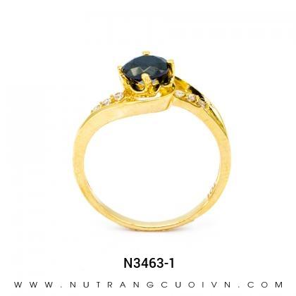 Nhẫn Kiểu Nữ N3463-1