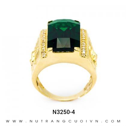 Nhẫn Nam N3250-4