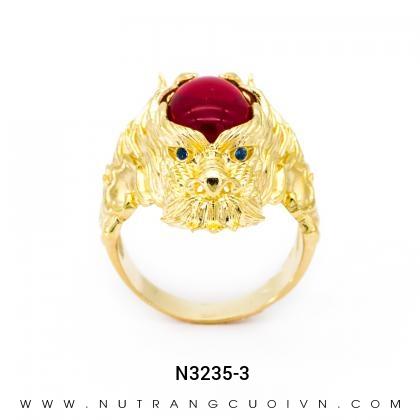 Nhẫn Nam N3235-3