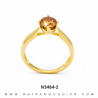 Nhẫn Kiểu Nữ N3464-2