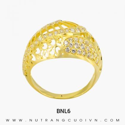 Nhẫn Kiểu Nữ BNL6