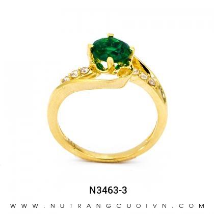 Nhẫn Kiểu Nữ N3463-3