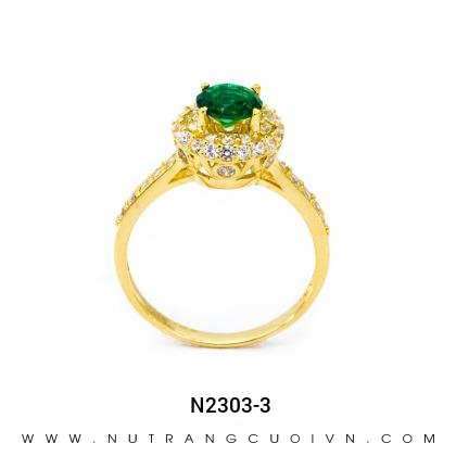 Nhẫn kiểu Nữ N2303-3