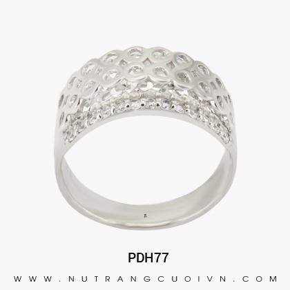 Nhẫn Kiểu Nữ PDH77