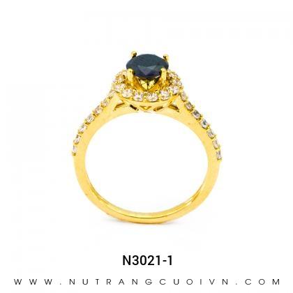 Nhẫn Kiểu Nữ N3021-1