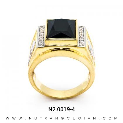 Nhẫn Nam N2.0019-4