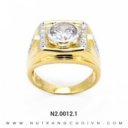 Nhẫn Nam N2.0012.1