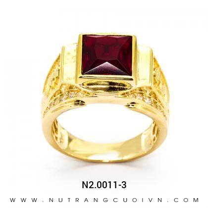 Nhẫn Nam N2.0011-3