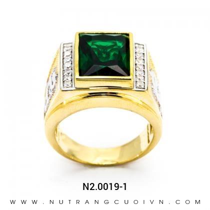 Nhẫn Nam N2.0019-1