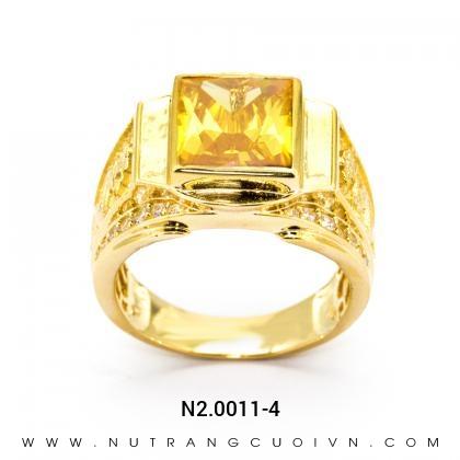 Nhẫn Nam N2.0011-4