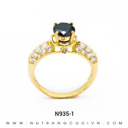 Nhẫn Kiểu Nữ N935-1