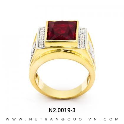 Nhẫn Nam N2.0019-3