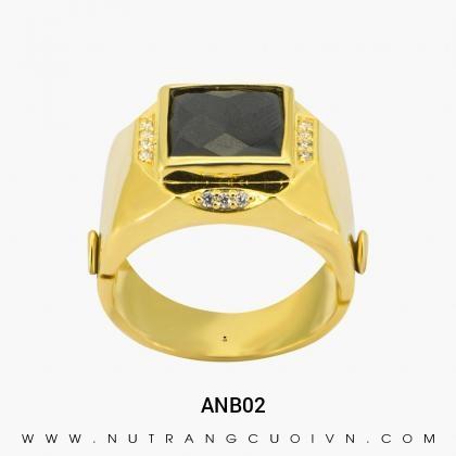 Nhẫn Nam ANB02