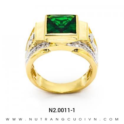 Nhẫn Nam N2.0011-1