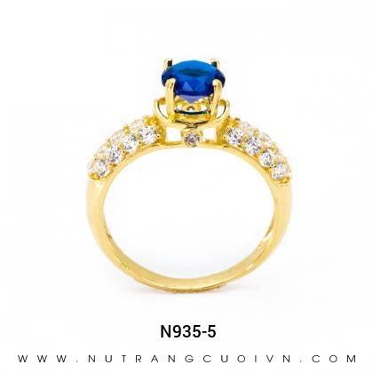 Nhẫn Kiểu Nữ N935-5