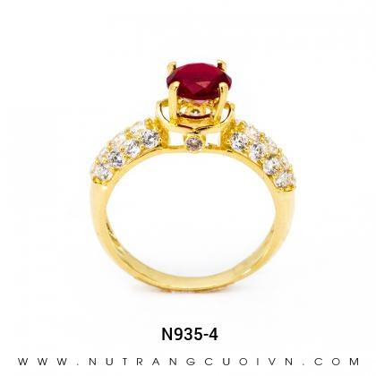 Nhẫn Kiểu Nữ N935-4
