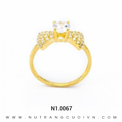 Nhẫn nữ đẹp N1.0067