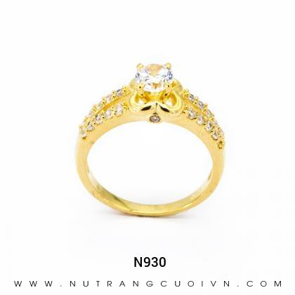 Nhẫn đính hôn N930
