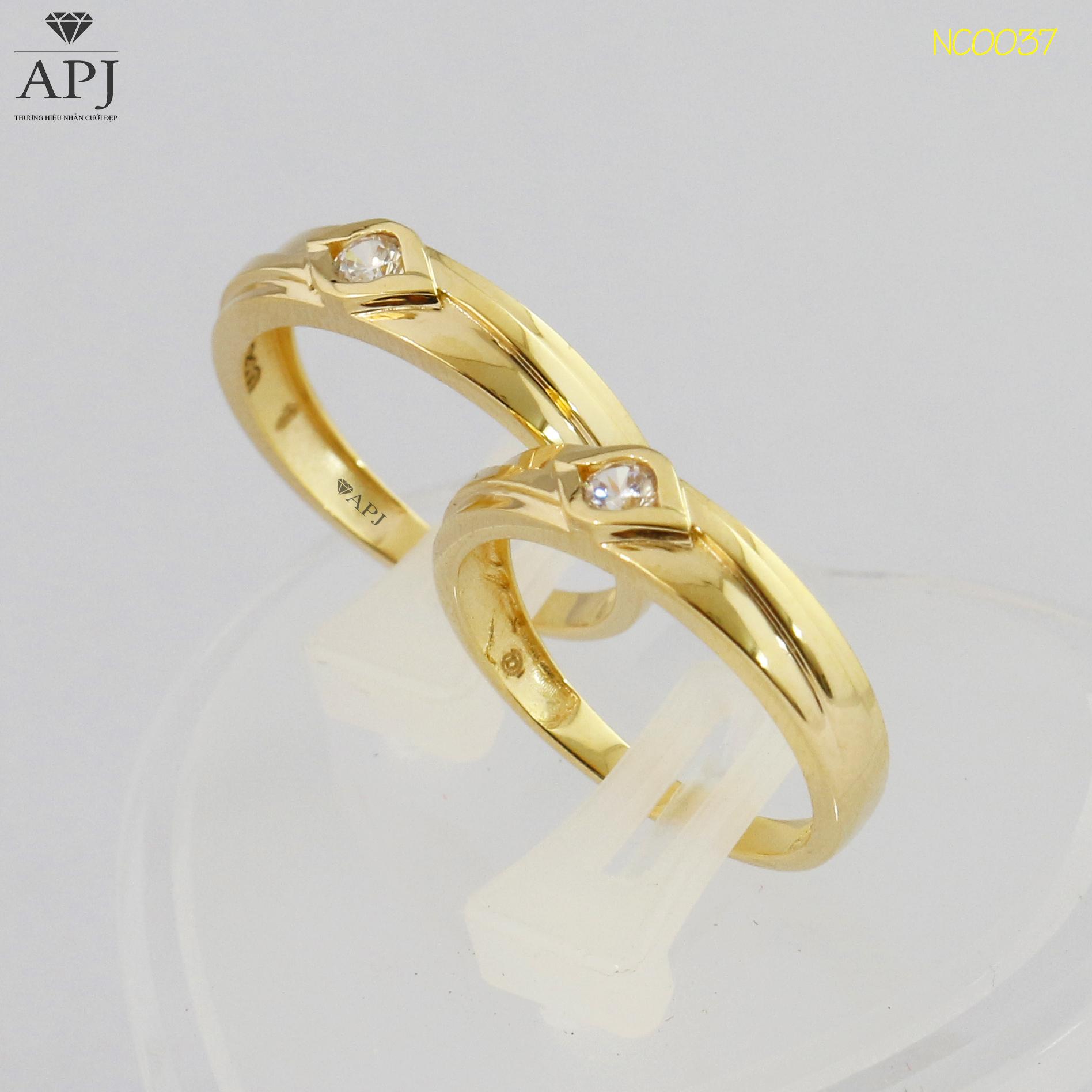 Nhẫn cưới NC0105