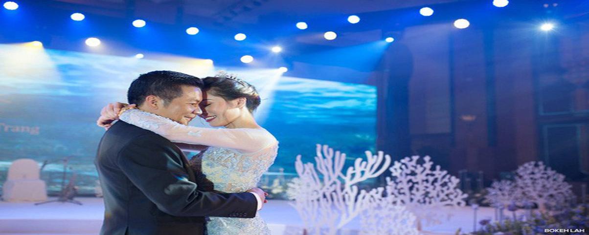 Bí mật đằng sau đám cưới sang trọng của Shark Hưng