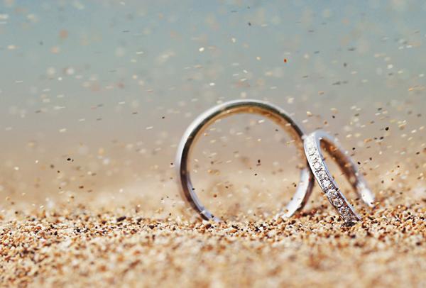 Những lời khuyên khi bảo quản nhẫn cưới