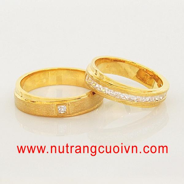 Gợi ý chọn nhẫn cưới đẹp cho mùa cưới 2014