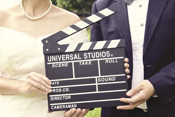 Đám cưới theo phong cách phim ảnh - và bạn chính là người đạo diễn