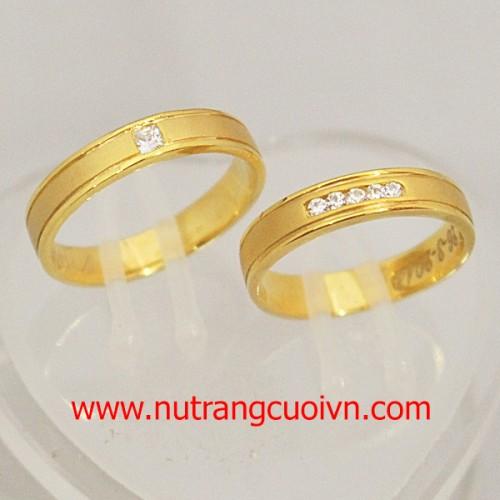 Giúp bạn chọn nhẫn cưới