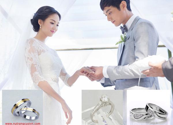 Những điều nên và không nên khi dùng trang sức trong ngày cưới