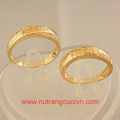 5 ý tưởng khắc chữ lên nhẫn cưới
