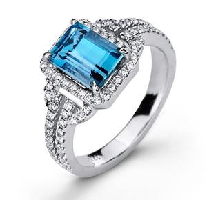 Chọn nhẫn cưới mặt đá theo 12 cung hoàng đạo