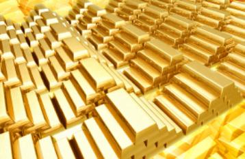 Giá vàng lên cao nhất gần một tháng