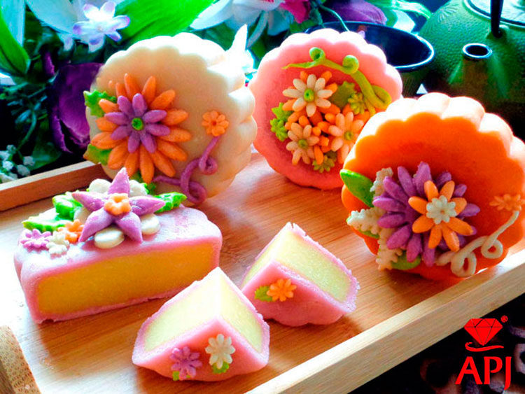 Siêu ấn tượng những mẫu bánh Trung Thu cho bạn và gia đình sum họp.