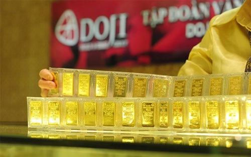 Giá vàng có thể giảm trong tuần này