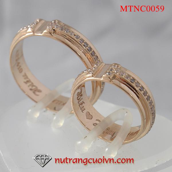 Các mẫu nhẫn cưới đẹp nhất tại Anh Phương