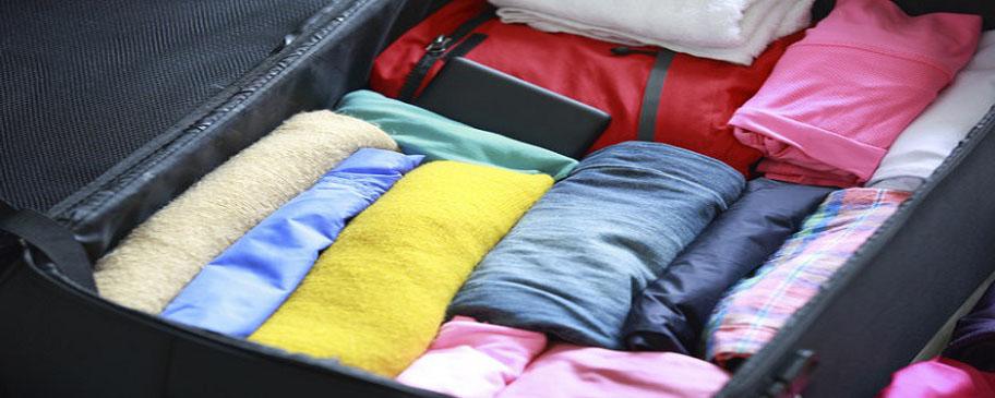 10 mẹo xếp đồ đi du lịch trăng mật: Cả thế giới thu bé lại vừa bằng chiếc vali