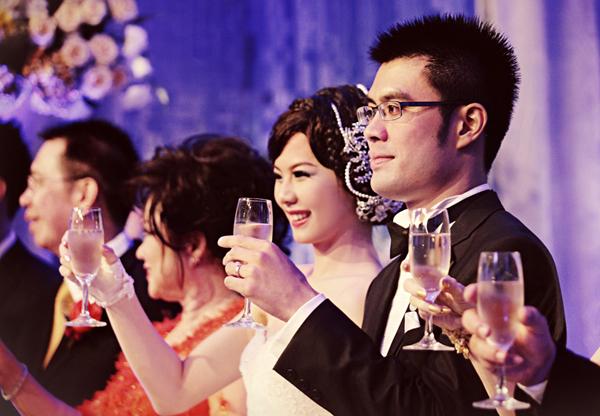 Thực đơn đám cưới đặc trưng miền Bắc