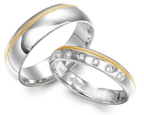 Tư vấn chọn nhẫn cưới hợp với uyên ương mệnh Hỏa