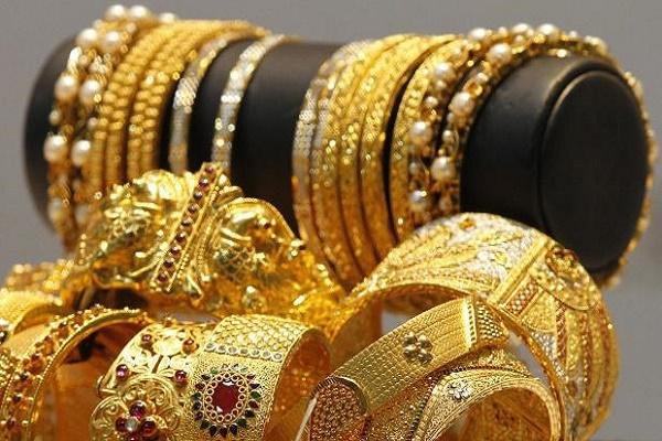 Giá vàng trong nước dao động trong khoảng 34,7 triệu đồng