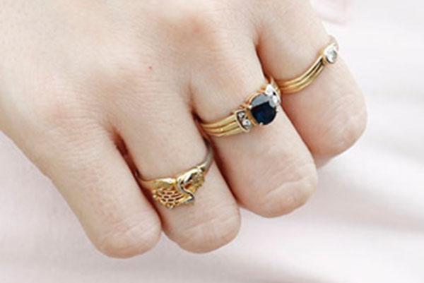 Nhẫn vàng trang sức APJ - Tôn vinh nhan sắc phái đẹp