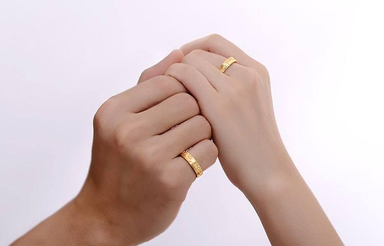 Chọn nhẫn cưới phù hợp cho cặp đôi thích sự đơn giản