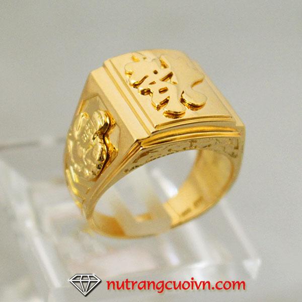 10 mẫu nhẫn nam đẹp và sang trọng nhất