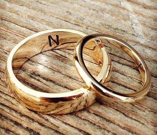 Bộ sưu tập nhẫn cưới đẹp giá rẻ hè 2016