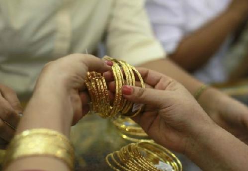 Vàng trong nước tăng sát ngưỡng 35,3 triệu đồng/ lượng
